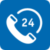 Call-Center (24 Stunden)